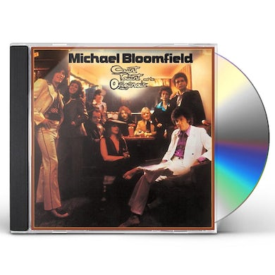 Mike Bloomfield COUNT TALENT & THE ORIGINALS CD