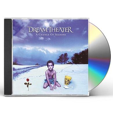 Dream Theater CHANGE OF SEASONS CD
