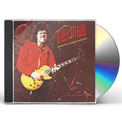 Gary Moore WHITE KNUCKLES CD
