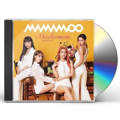 MAMAMOO DECALCOMANIE (VERSION B) CD