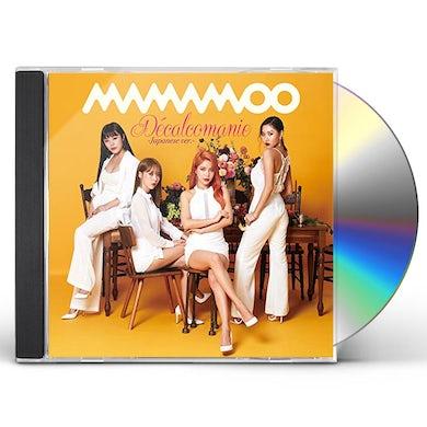 MAMAMOO DECALCOMANIE CD