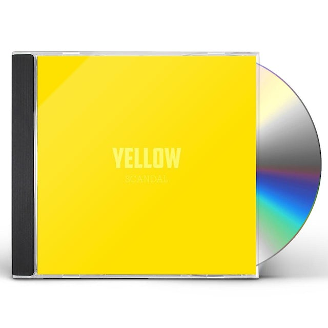 Scandal YELLOW: LIMITED CD