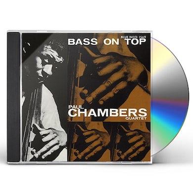Paul Chambers BASS ON TOP CD