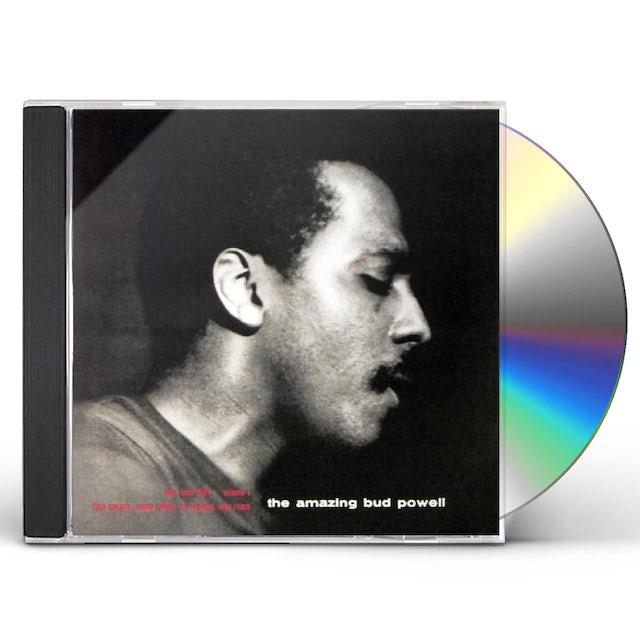 Bud Powell AMAZING VOL 1 CD