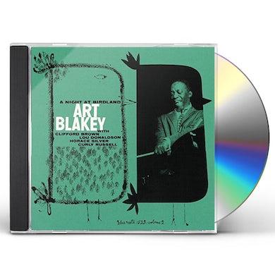 Art Blakey NIGHT AT BIRDLAND VOL 2 CD