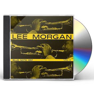 LEE MORGAN VOL 3 CD