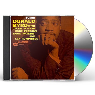 Donald Byrd FUEGO CD