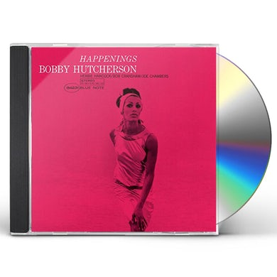 Bobby Hutcherson HAPPENINGS CD