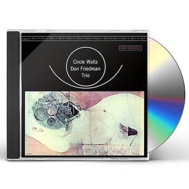Don Friedman CIRCLE WALTZ CD