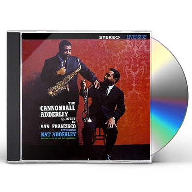 QUINTET IN SAN FRANCISCO CD