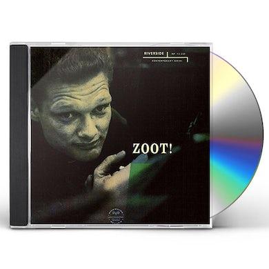 Zoot Sims ZOOT! CD