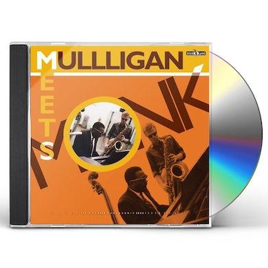 Gerry Mulligan MULLIGAN MEETS MONK CD