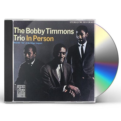 Bobby Timmons TRIO IN PERSON CD