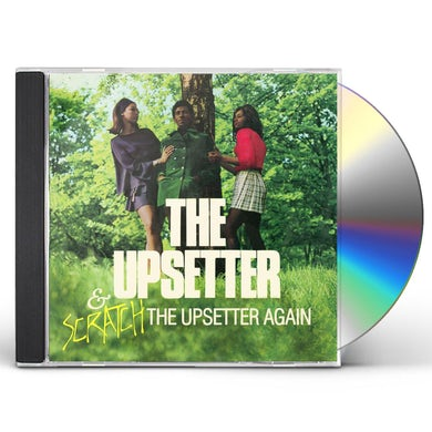 Lee Scratch Perry / The Upsetters UPSETTER / SCRATCH THE UPSETTER AGAIN CD