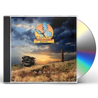 John Lees Barclay James Harvest NORTH CD