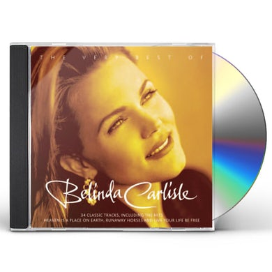 Belinda Carlisle VERY BEST OF CD