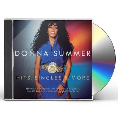 Donna Summer HITS SINGLES & MORE CD