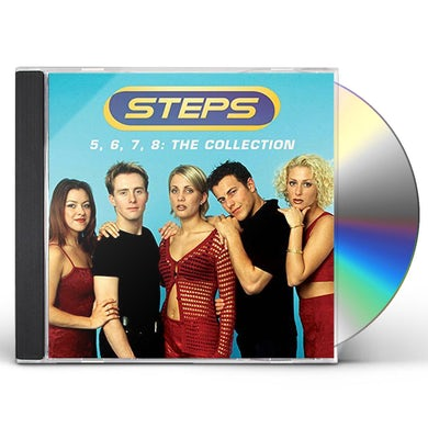 Steps 5,6,7,8-THE COLLECTION CD