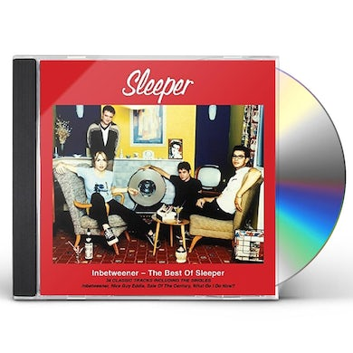 Sleeper INBETWEENER: BEST OF CD