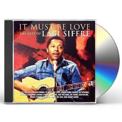 IT MUST BE LOVE: BEST OF LABI SIFFRE CD