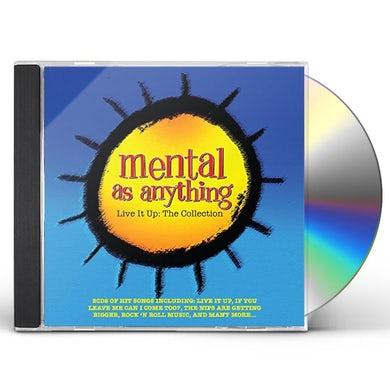 Mental As Anything LIVE IT UP: COLLECTION CD