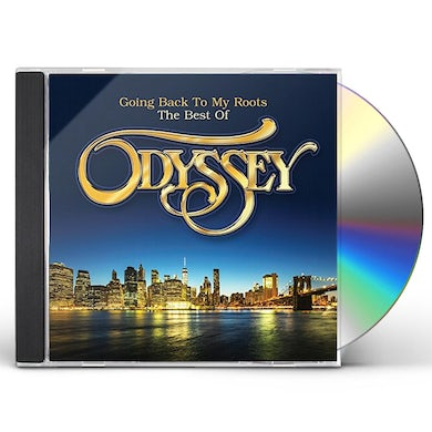 Odyssey GOING BACK TO MY ROOTS: BEST OF CD
