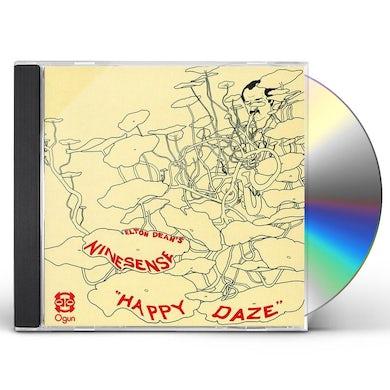 Elton Dean NINESENSE-HAPPY DAZE '77 / OH FOR THE EDGE '76 CD