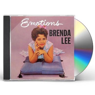 Brenda Lee EMOTIONS CD