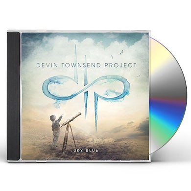 Devin Townsend Project SKY BLUE (2015) CD