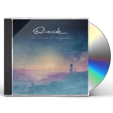 Riverside LOVE FEAR & TIME MACHINE CD