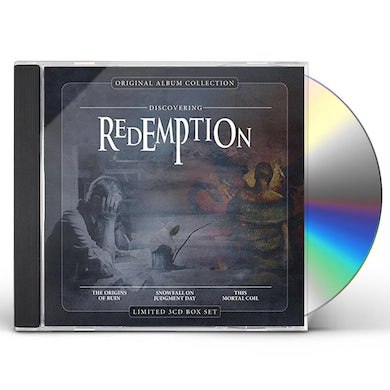 ORIGINAL ALBUM COLLECTION-DISCOVERING REDEMPTION CD