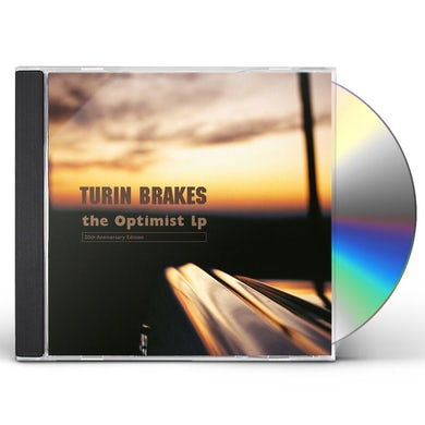 Turin Brakes OPTIMIST CD