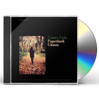 Comet Gain PAPERBACK GHOSTS CD