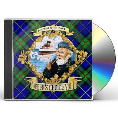 Scotch Bonnet Presents: Puffer'S Choice Ii / Var CD