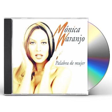 Monica Naranjo PALABRA DE MUJER CD