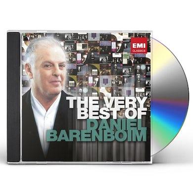 VERY BEST OF DANIEL BARENBOIM CD