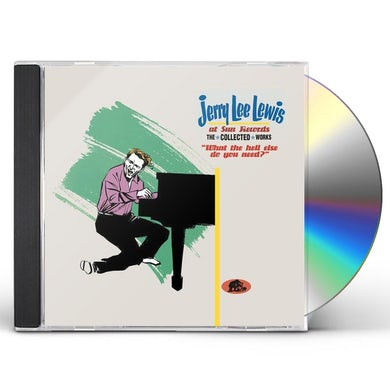 Jerry Lee Lewis AT SUN RECORDS: COLLECTED WORKS CD