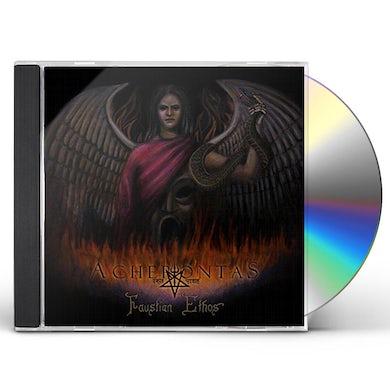 Acherontas FAUSTIAN ETHOS CD