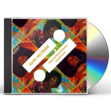 Alice Coltrane World Galaxy / Lord Of Lords CD