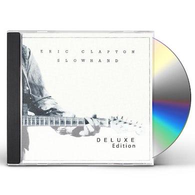 Eric Clapton SLOWHAND 35TH ANNIVERSARY CD