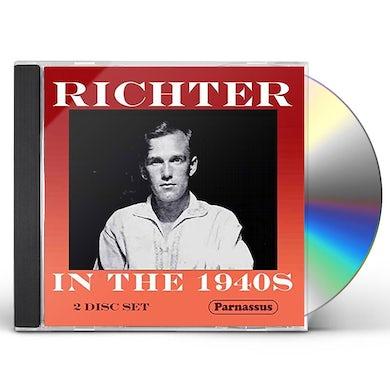 Sviatoslav Richter RICHTER IN THE 1940S CD