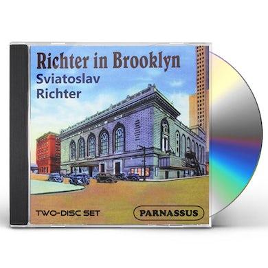 Sviatoslav Richter RICHTER IN BROOKLYN CD