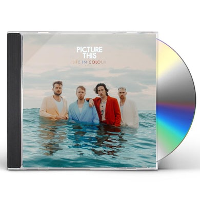 LIFE IN COLOUR CD