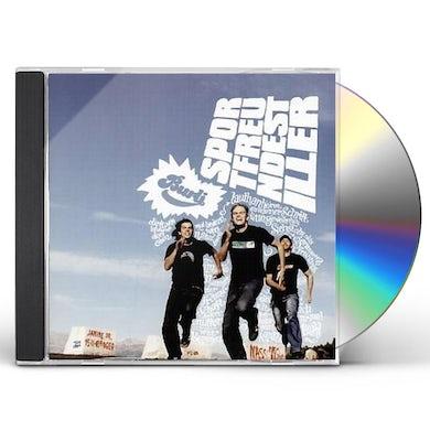 Sportfreunde Stiller BURLI CD