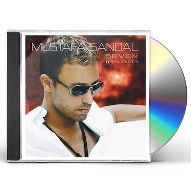 Mustafa Sandal SEVEN CD