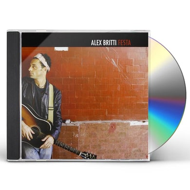 Alex Britti FESTA CD