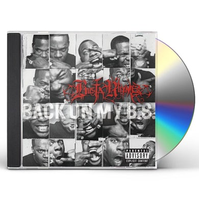 Busta Rhymes BACK ON MY BS CD