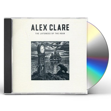 Alex Clare LATENESS OF THE HOUR CD