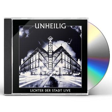 Unheilig LICHTER DER STADT LIVE CD