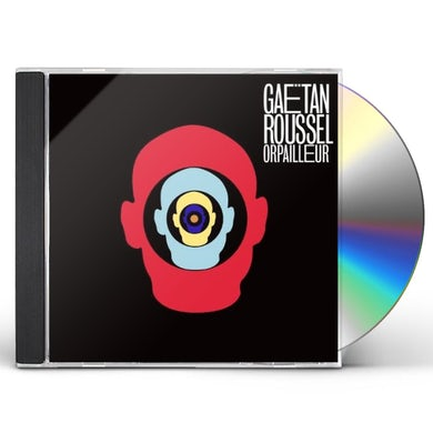 Gaetan Roussel ORPAILLEUR CD